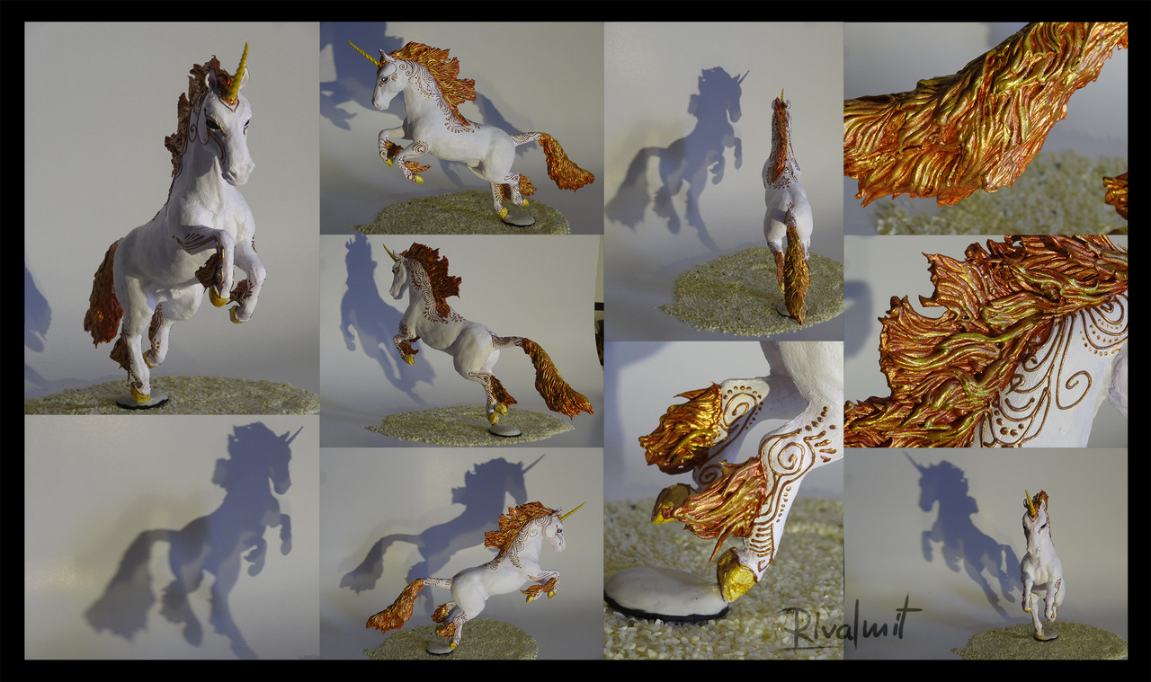 sculpture unicorn fantasy horse Unicorn