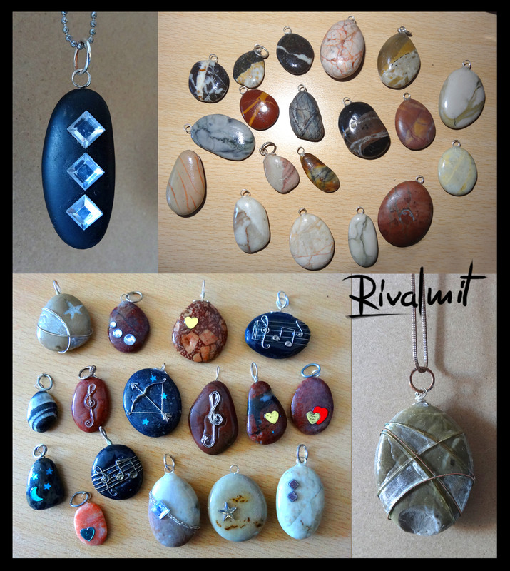 necklace stone jewelry other Stone jewelry