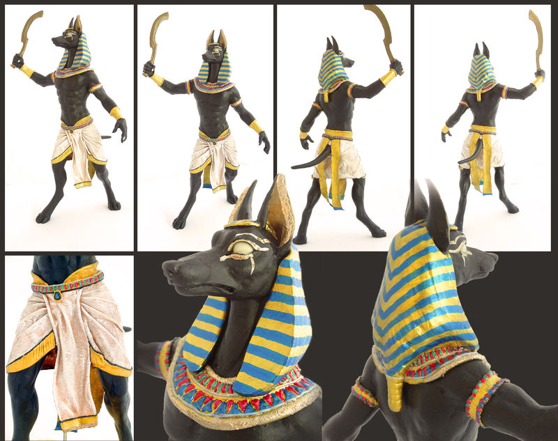 Anubis sculpture anubis sculpture mythology eurofurence 23