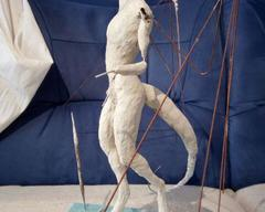 sculpture commission artwork dragon anthropomorphic anthro furry traditional